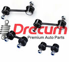 4Pcs Front  Rear Sway Bar End Link Set For Geo Prizm Toyota Corolla Celica