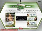 2019 TOPPS WWE MONEY IN THE BANK HOBBY SEALED BOX