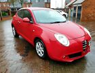 LARGER PHOTOS: ALFA ROMEO MiTo LUSSO 1.4 ONLY 79.000 MILES DRIVES SUPERB TWO KEYS GREAT HISTORY