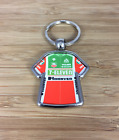 7 Eleven Hoonved 1988 Andy Hampsten Cycling Jersey Metal Key Ring Rouleur