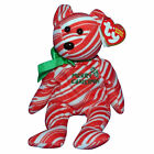 Ty Beanie Baby 2007 Holiday Teddy Red - MWMT