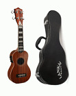 Lanikai LMU S Soprano Size USB Acoustic Electric Ukulele with Deluxe UHC S Case