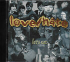 LOVE/HATE - Lets Eat VG CON CD Jizzy Pearl/Joey Gold/Gilby Clarke/Perris Records