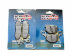 Kyoto Brake Pads Front & Rear For Rieju RS2 50 FR 2009-2010