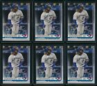 2019 Topps Factory Set Vladimir Guerrero Jr. 6 Card Lot All-Star Game Stamp #700