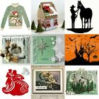 57Styles Metal Cutting Dies Stencil Die Embossing Card Paper Lace Decoration