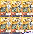(6) 2019 Panini Prestige Football EXCLUSIVE Factory Sealed HANGER Box-360 Cards