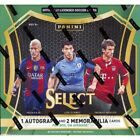 2016 17 Panini Select Soccer Hobby Box 1 Autograph, 2 Mem,12 Prizms, Pulisic RC