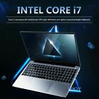 Intel Core i7 Laptop Max Support 16GB 512GB 1TB 1080P Win10 notebook Computer