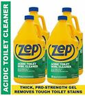 Zep Acidic Toilet Bowl Cleaner 128oz R43710 Case of 4 2x Thicker than before