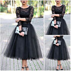 Women Dress Wedding Bridesmaid Evening Party Prom Gown Cocktail Long Dress