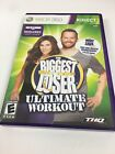 The Biggest Loser Ultimate Workout Xbox 360 Video Game Requires Kinect Sensor