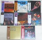 â—‹ deep purple original Jacket collection Digital Remaster 1998 All 15 titles