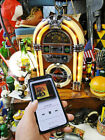 213795 with bluetooth Oldies Jukebox cd player iphone / ipad ipod various