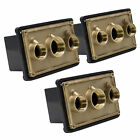 Pentair 78310700 1 Black Junction Box Pool Spa Light Port Replacements 3 Pack