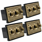 Pentair 78310700 1 Black Junction Box Pool Spa Light Port Replacements 4 Pack