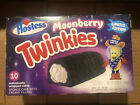 NEW Limited Edition Hostess Moonberry Twinkies 10 Count