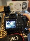 Canon EOS Rebel XS 1000D 101MP Digital SLR Camera Black FULL KIT IN BOX