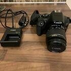CANON 1300D 18MP DSLR with EF-S IS III 18-55mm LENS & SANDISK 128 Ultra GB CARD