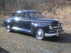 1948 Plymouth Special Deluxe below $4700 dollars