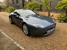 LARGER PHOTOS: 2007 ASTON MARTIN V8 VANTAGE IN STEEL BLUE 73K FSH GREAT VALUE, GREAT  CONDITION