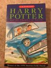 PB Harry Potter  the Chamber of Secrets Paperback Book 1st Edition 16th Print