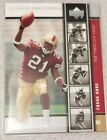 Frank Gore Rookie Cards and Autograph Memorabilia Guide 33
