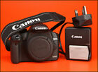 Canon EOS 500D DSLR Camera Sold with Battery & Charger 9,306 Shots