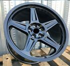 20 Gloss Black Demon Style Wheels 20x95 20x105 Fit Dodge Charger Challenger