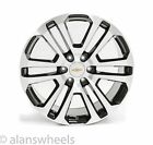 NEW Chevy Silverado Avalanche Machined Black 22 Wheels Rims Lugs Free Ship CK158