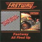 FASTWAY: FASTWAY / ALL FIRED UP (CD.)