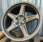 20 Inch Bronze Demon Style Wheels 20x95 20x105 Fit Dodge Charger Challenger