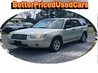 2007 Subaru Forester X 2007 below $4000 dollars