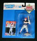 WILL CLARK - Starting Lineup MLB SLU 1995 Action Figure & Card - TEXAS RANGERS