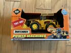 MATCHBOX CATERPILLAR Power Machines Construction Equipment CAT wheel loader