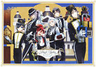 Posters Anime A3 Clear Poster Vol.4 Set Black Butler Label Pop Up Store