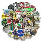 Baby Yoda Stickers 50pcs Ships from USA today