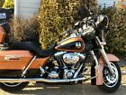 2008 Harley Davidson Touring 2008 HARLEY STREET GLIDE Anniversary edition copper and black 20355 miles