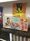 Pee Wee's Playhouse Figure Lot Toys House Curtis Globe And More W Box Matchbox