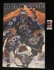 Peter Forsberg Cards, Rookie Cards and Autographed Memorabilia Guide 45