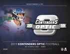 2019-20 Panini Contenders Optic Football 20 Box Hobby Factory Sealed Case - 3 11