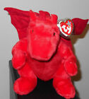 ORIGINAL VERSION TY Beanie Buddy - Y DDRAIG GOCH the DRAGON (UK Exclusive) MWMT