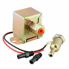 Universal Electric Fuel Pump 20-30gph Low Pressure 12 Volt For Petrol And Diesel