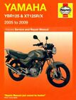 Yamaha YBR125 and XT125R/X Service and Repair Ma... by Coombs, Matthew Paperback