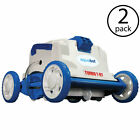 Aquabot Turbo T Jet In Ground Automatic Robotic Swimming Pool Cleaner 2 Pack