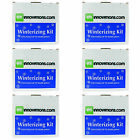 VMInnovations Swimming Pool Winterizing Chemical Treatment Closing Kit 6 Pack