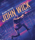 John Wick 1-3 [New Blu-ray] With DVD, Boxed Set, Digital Copy, Dolby, Subtitle