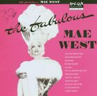 Mae West - The Fabulous Mae West - Mae West CD REVG The Fast Free Shipping