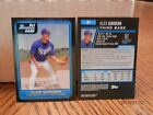 Alex Gordon Rookie and Prospect Card Guide 37