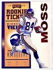 Top 1990s Football Rookie Cards 34